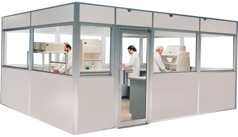 Modular HEPA Filtered Clean Lab HEMCO Modular Work Areas Are Designed To  Maintain Class 1000 To Class 100,000 Environments And Also Provide Exhaust  Systems ... Part 73