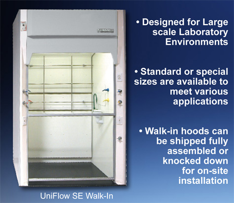 UniFlow SE Walk-In
