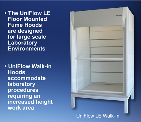 UniFLow LE Walk-In