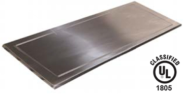 Stainless Steel Worksurface